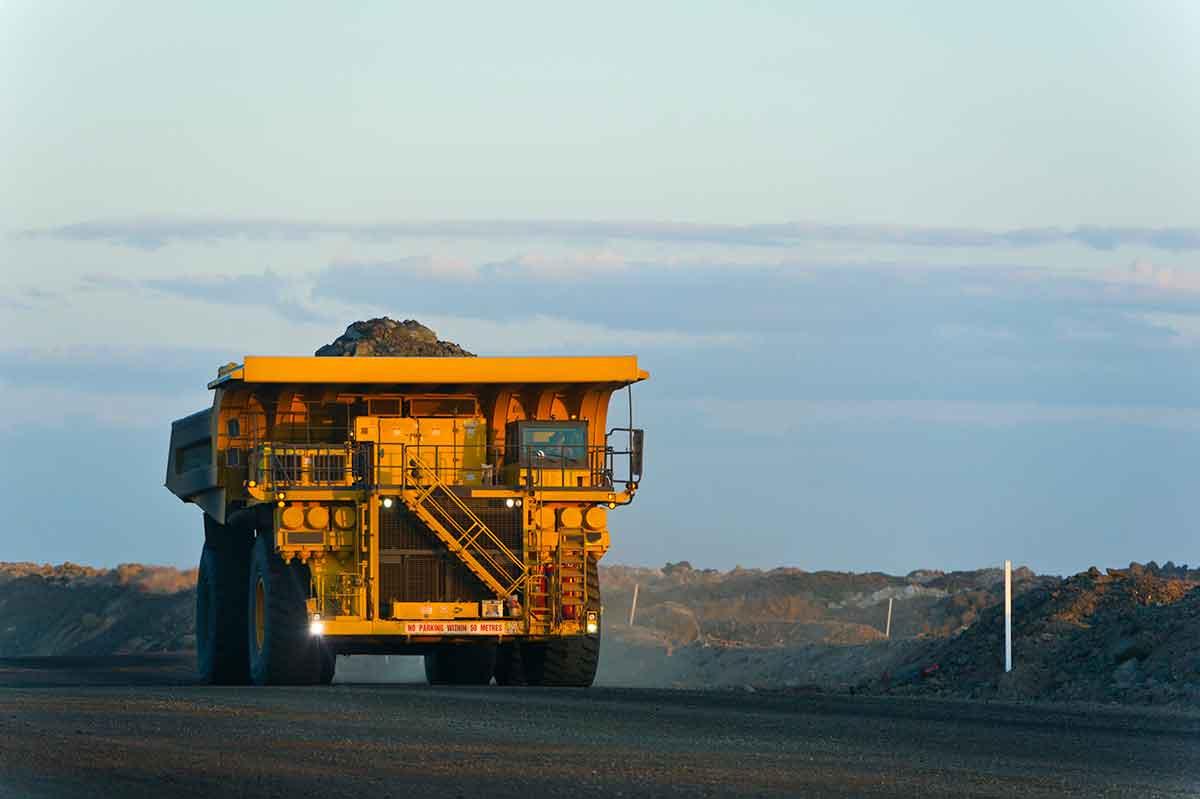 Home-Coal-Truck